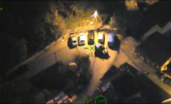 İstanbul'da helikopter destekli terör operasyonu: Çok sayıda gözaltı