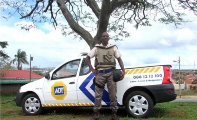 İşte Güney Afrika'da kaç güvenlik görevlisi var ve ne kazandıkları..