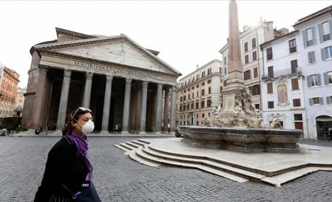 İtalya'da son 24 saatte 504 kişi Kovid-19'dan hayatını kaybetti