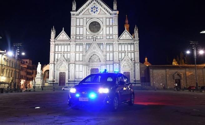 İtalya'da son 24 saatte 544 kişi Kovid-19'dan hayatını kaybetti