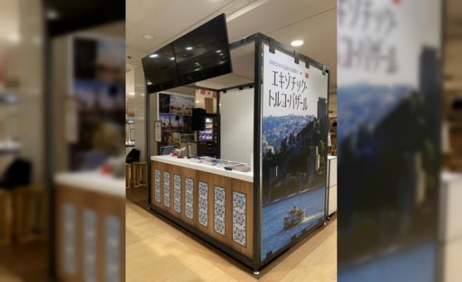 Japonya'da Egzotik Türk Pazarı sergisi açıldı
