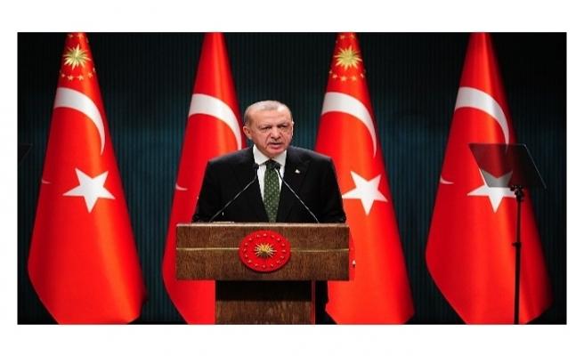 Kabine toplantısı sonrası Cumhurbaşkanı Erdoğan açıklamalarda bulundu! Koronavirüs önlemleri neler?