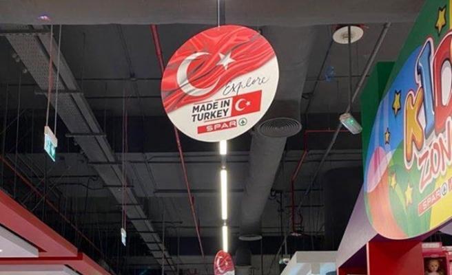 Katar'da 'Türk malını keşfet' kampanyası başlatıldı
