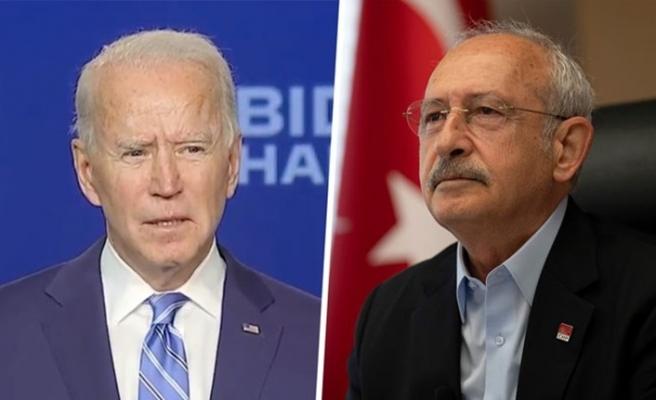 Kılıçdaroğlu ABD başkanlık seçimini kazanan Biden'ı kutladı