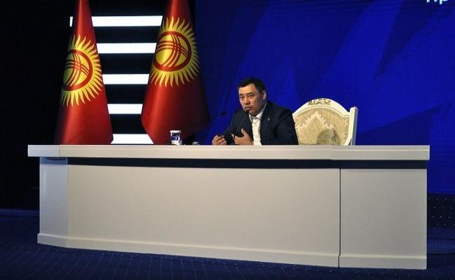 Kırgızistan Başbakanı cumhurbaşkanlığına talip