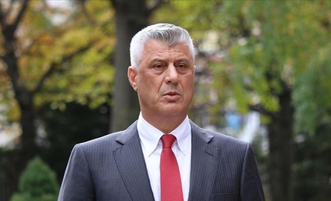 Kosova'da eski Cumhurbaşkanı Haşim Thaçi'nin hakim karşısına çıkacağı tarih belli oldu!