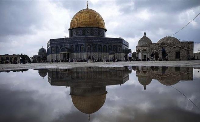 'Kudüs için Türkiye Alimler Buluşması' etkinliği sanal ortamda yapıldı