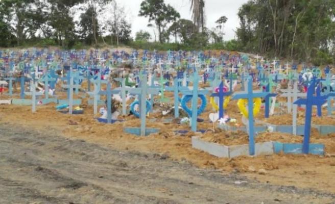 Latin Amerika ülkelerinde pandemide son rakamlar
