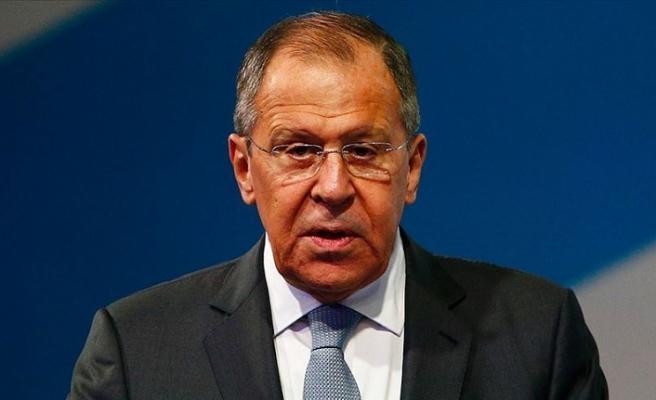 Rusya Dışişleri Bakanı Lavrov: Türkiye ile çalışmaya devam edeceğiz