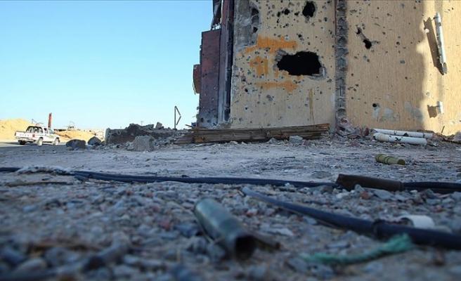 Libya'da kalıcı ateşkes görüşmeleri başladı