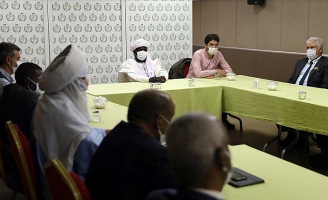 Libyalı temsilcilerden Türkiye'ye 'teşekkür' mesajı