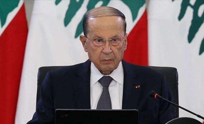 Lübnan Cumhurbaşkanı Avn: Kudüs'ün kaybedildiğinin zımnen kabulüdür