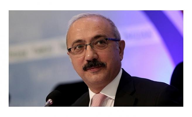 Lütfi Elvan Hazine ve Maliye Bakanlığı görevine atandı