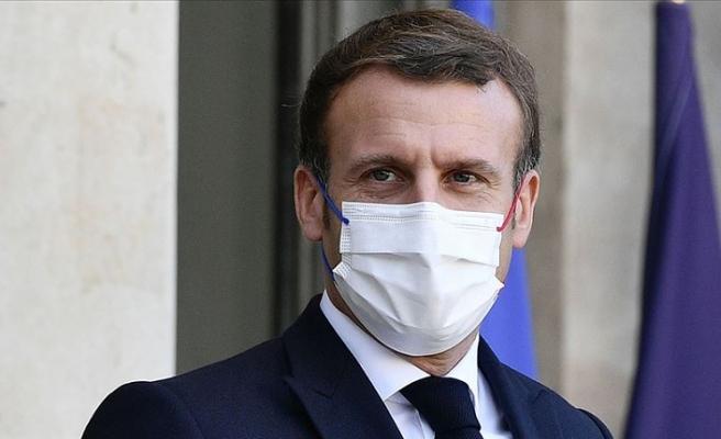 Fransa Cumhurbaşkanı Macron, Aliyev ve Paşinyan'la telefonda görüştü