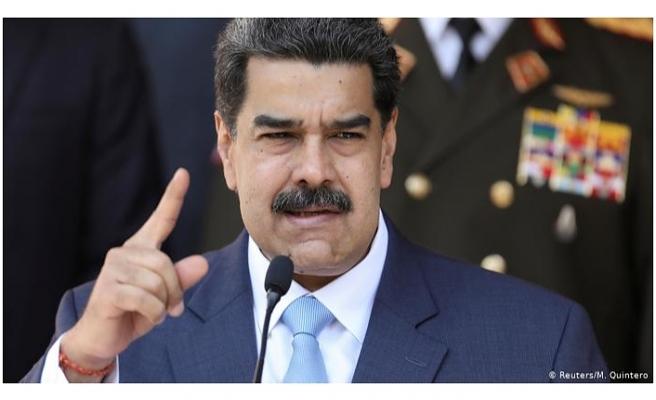 Venezuela Devlet Başkanı Maduro: Trump'a acıyorum!