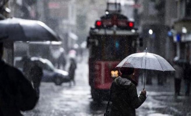 Meteorolojiden İstanbul'a uyarı geldi