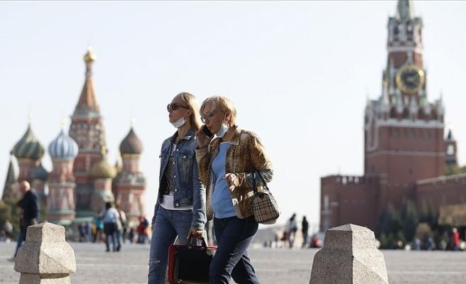 Moskova'da koronavirüs tedbirleri yeniden getirildi