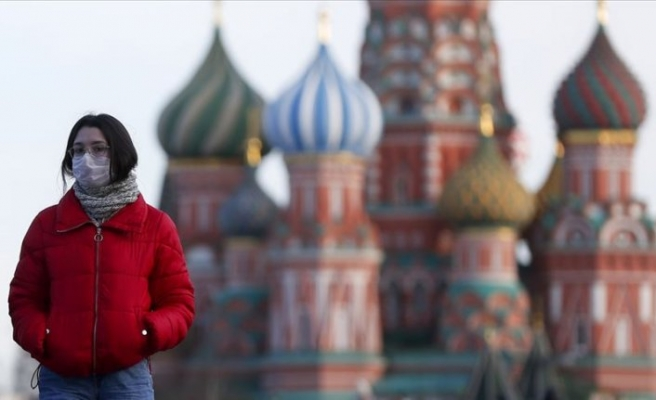 Moskova'da vaka sayısı 504 bine yaklaştı