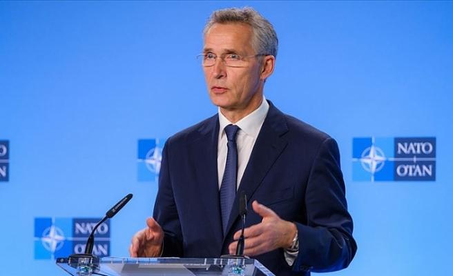 Stoltenberg: NATO müttefikleri bir araya getirmek için bir platform sağlamaktadır