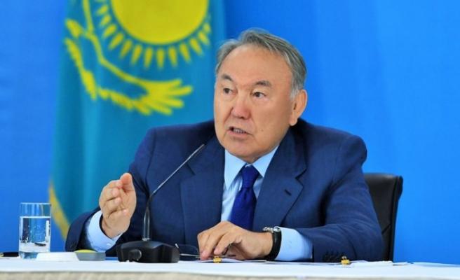 Nazarbayev'den Batılı ülkelere 'çifte standart' suçlaması