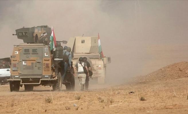 PKK'nın Peşmerge'ye saldırısı kınandı