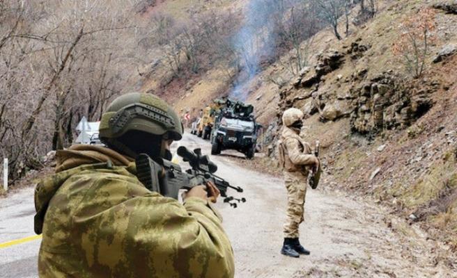 PKK Tunceli sorumlusu etkisiz hale getirildi