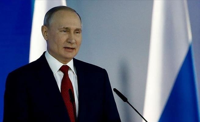 Rusya Devlet Başkanı Putin zirvede konuştu: Dağlık Karabağ anlaşmalarının uygulanıyor olması önemli
