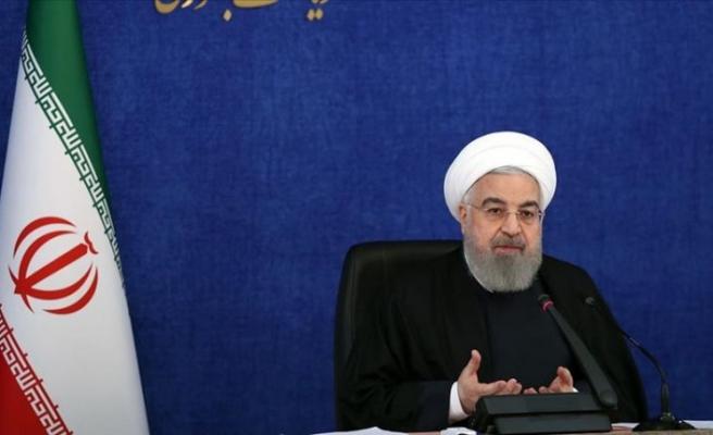 Ruhani: Biden döneminde İran ile ABD arasındaki ilişkiler iyileşebilir