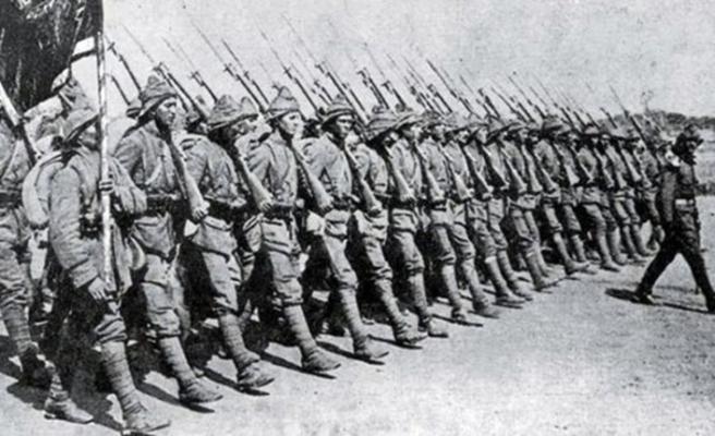 Rusya 2 Kasım 1914'te Osmanlı İmparatorluğu'na savaş ilan etti