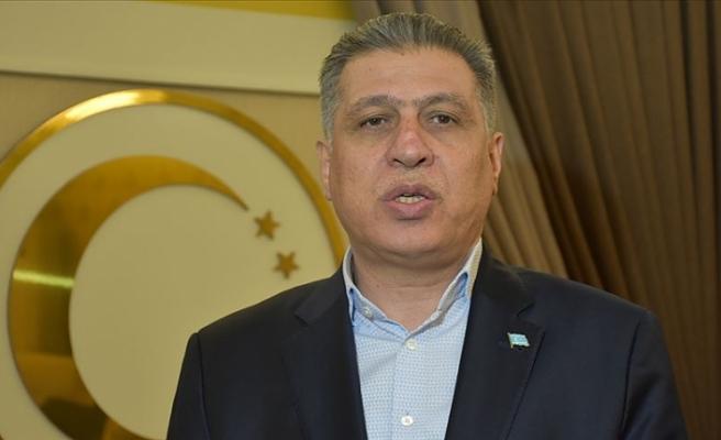 Irak Türkmen Cephesi Başkanı Salihi Azerbaycan'ı Karabağ zaferinden ötürü kutladı