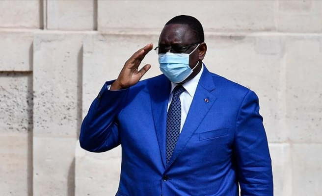 Senegal Cumhurbaşkanı Macky Sall BM'yi eleştirdi