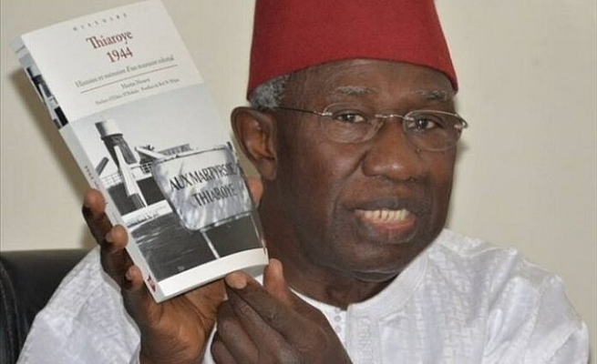 Senegalli ünlü tarihçi Iba Der Thiam hayatını kaybetti