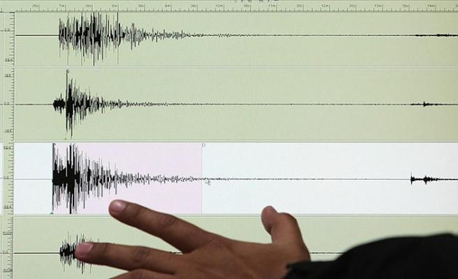 Şili'de 5,3 şiddetinde deprem!