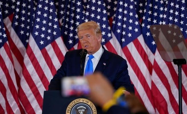 Trump'tan bazı eyaletlerde geriye düşmesine ilişkin 'çok ilginç' yorumu