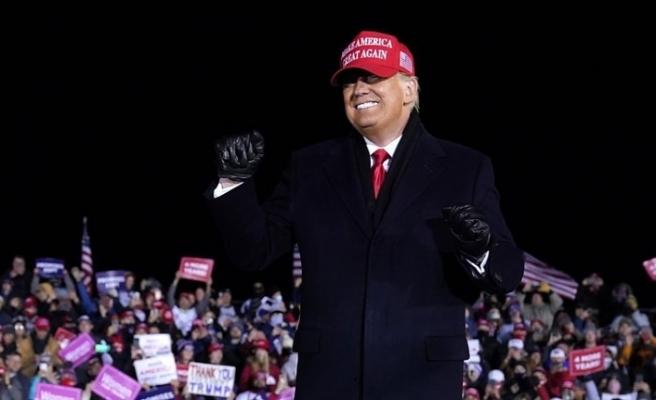 ABD Başkanı Trump: Tüm yasal oylar sayıldığında doğru olanı yapacağım