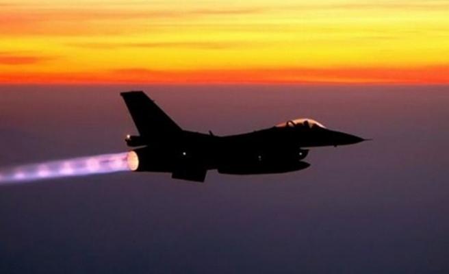 TSK'dan Kuzey Irak'taki terör hedeflerine hava harekâtı