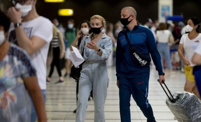 Türkiye salgına rağmen 14 milyon ziyaretçi ağırladı