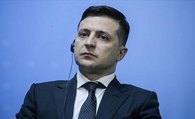 Ukrayna Devlet Başkanı Zelenskiy'in Kovid-19 testi pozitif çıktı