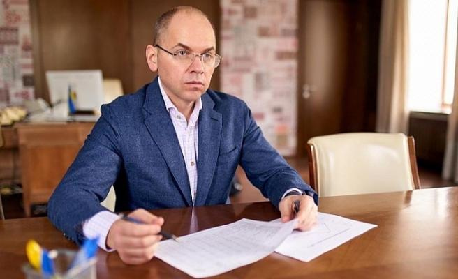 Ukrayna Sağlık Bakanı da koronavirüse yakalandı!