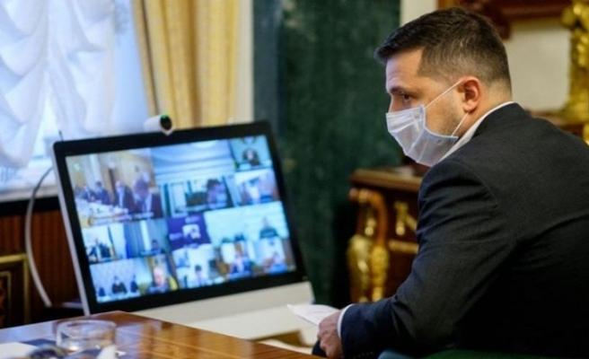 Ukrayna Cumhurbaşkanı Zelenskıy koronavirüse yakalandı