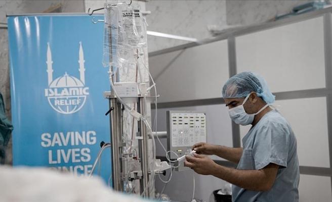 Uluslararası İslami Yardım Vakfı İdlib'de ücretsiz açık kalp ameliyatı yapacak