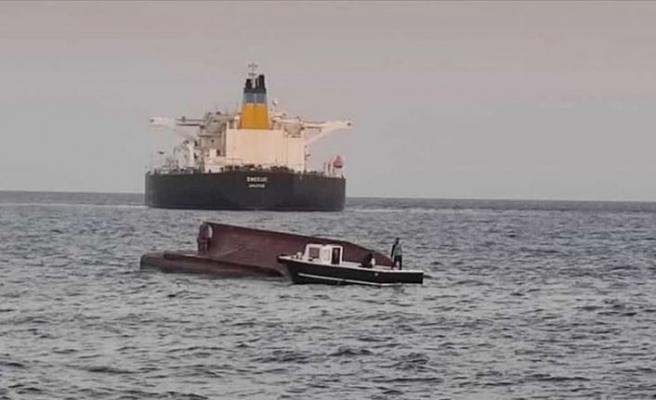 Yunan bayraklı tanker ile Türk balıkçı teknesi çarpıştı: 4 ölü 1 kayıp