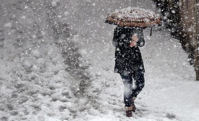 6 ilde karla karışık yağmur ve kar uyarısı