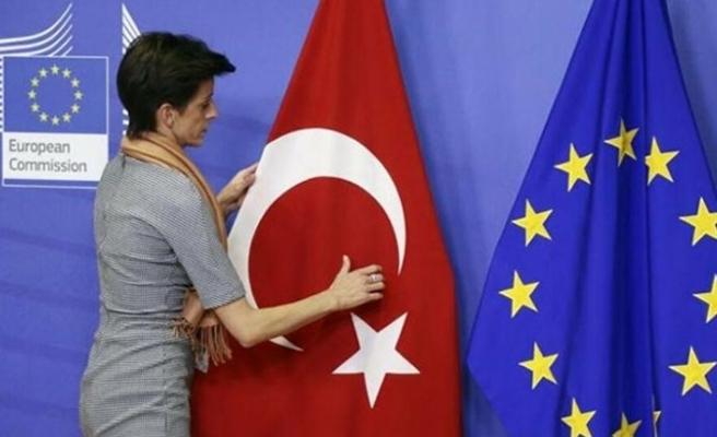'AB'den Türkiye'ye yönelik sert müeyyide beklemiyoruz'