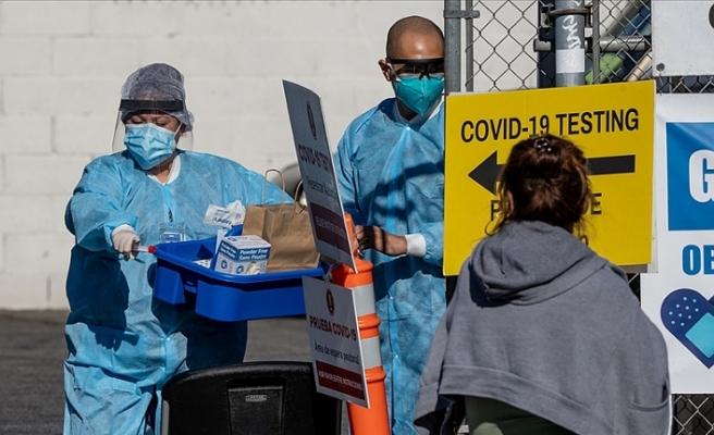 ABD'de koronavirüs salgınında son durum: 2 bin 37 kişi daha öldü