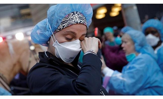 ABD'de koronavirüs salgınında son durum: Son 24 saatte 3 bin 935 kişi daha öldü