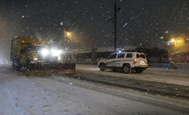 ABD'de sezonun ilk kar fırtınası: 4 ölü