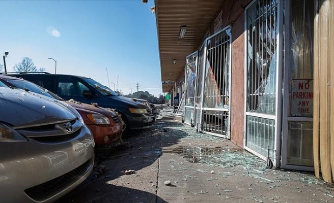 ABD'nin Nashville kentindeki patlama intihar saldırısı olabilir