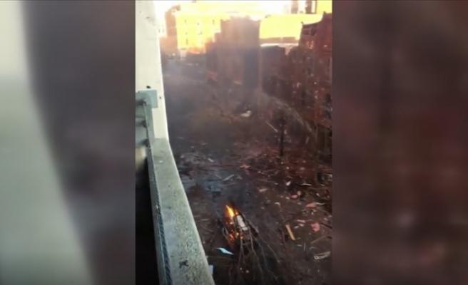 ABD'deki patlamayla bağlantılı olan bir kişi tespit edildi