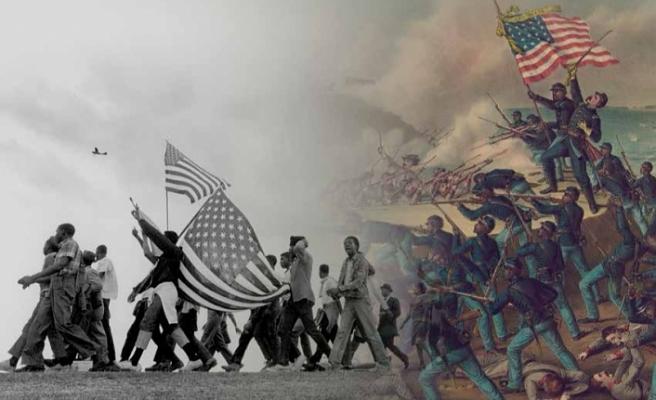 ABD İç Savaşı'nın nihai sonucu: Kölelik kaldırıldı
